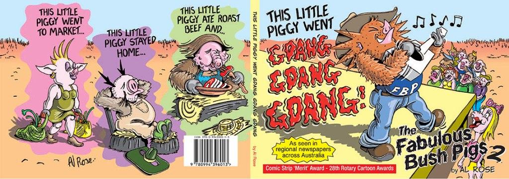 The Fabulous Bush Pigs Book 2