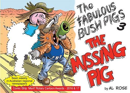 The Missing Pig cover