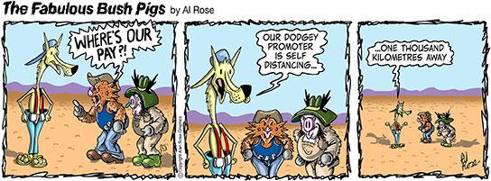 dodgey promoter self distances