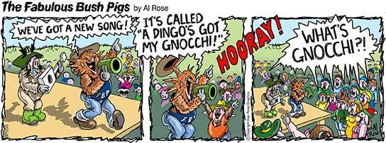 What's gnocchi?